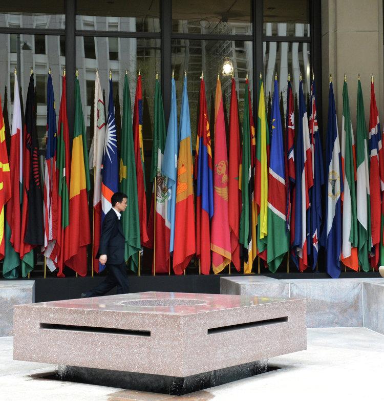 Весенние встречи МВФ и ВБ
