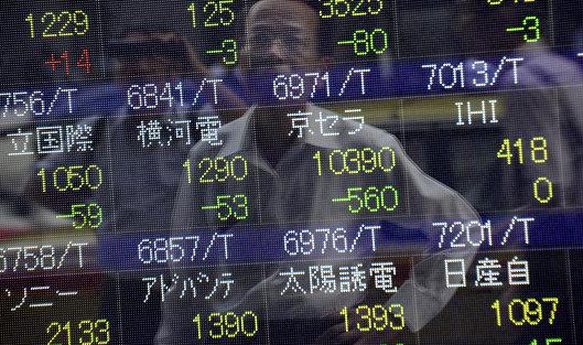 828030945 - Новые заявления Трампа о торговых пошлинах ударили по мировым фондовым рынкам