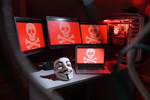 # Глобальная атака вируса-вымогателя