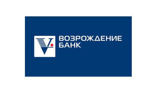 """Логотипа банка """"Возрождение"""""""