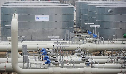 """#Открытие газопровода """"Северный поток"""" в Германии"""