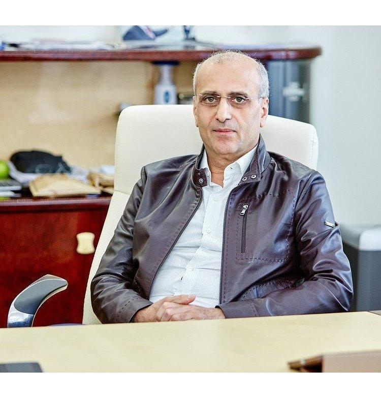 Игорь Юсуфов. Министр энергетики России (2001-2004), учредитель инвестиционной корпорации «Энергия».