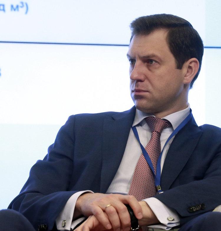 """Генеральный директор ОАО """"Росгеология"""" Роман Панов. Архивное фото"""