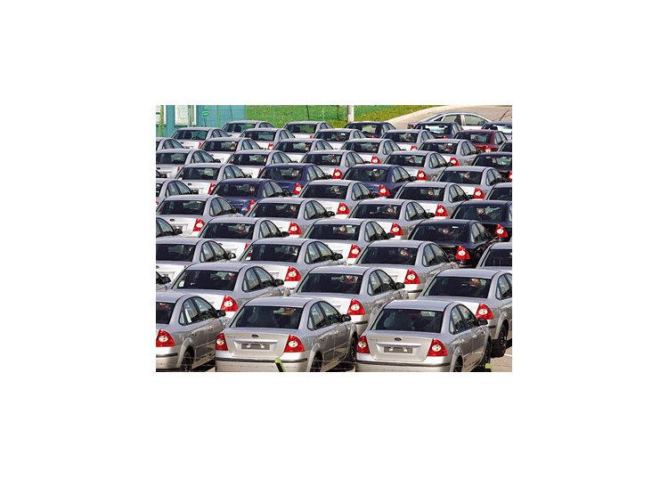 Импорт легковых авто в Белоруссию в январе-марте упал в 6 раз, а экспорт их в РФ – вдвое