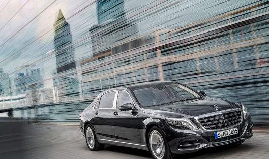 В2015г. жители России потратили 45 млрд руб. наавтомобили сектора Luxury