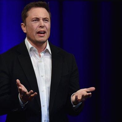 #Предприниматель и основатель SpaceX Илон Маск