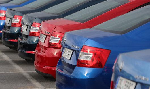 Продажи авто Шкода натерритории Российской Федерации увеличились на19% кконцу осени