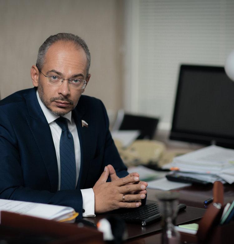 Николай Николаев, Госдума