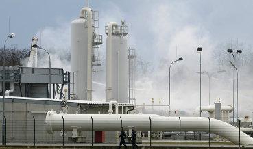 Эксперт оценил риск отрицательных цен на газ в ЕС
