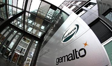 Французская Thales приобретает производителя чипов Gemalto за 4,8 млрд евро