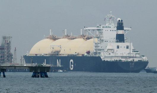 #СПГ-танкер