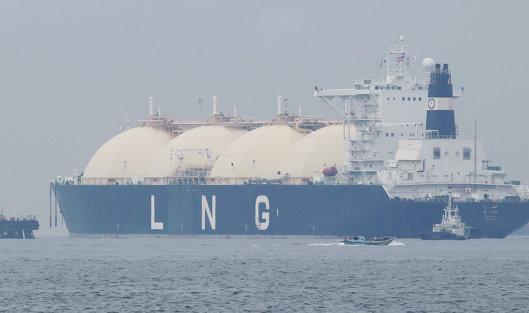 СПГ-танкер