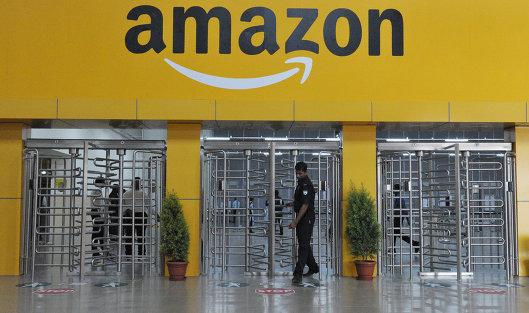 #Магазин Amazon