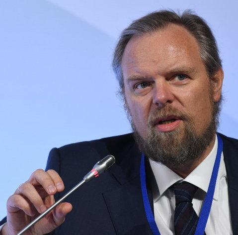 """Председатель Правления ПАО """"Промсвязьбанк"""" Дмитрий Ананьев"""