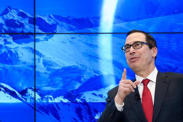 Глава Минфина США не исключил введения новых пошлин против Китая 15 декабря