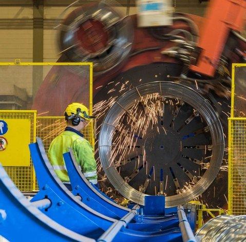 """#Производство труб для строительства газопровода""""Северный поток – 2"""""""