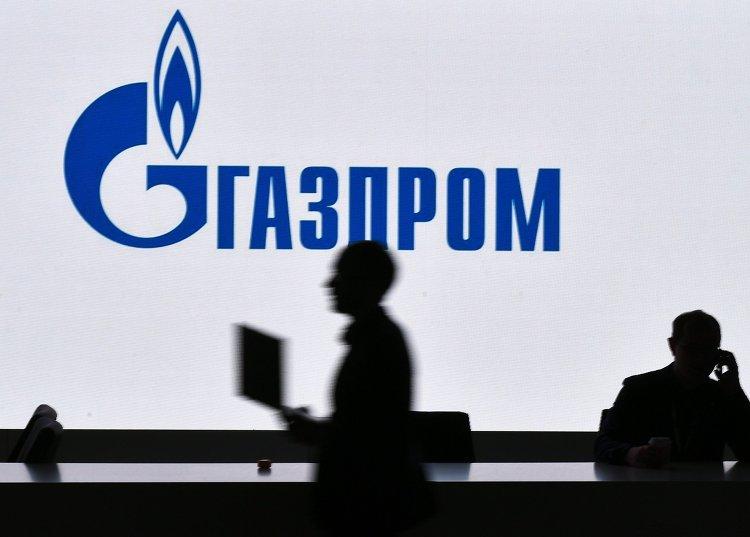 """Стенд компании """"Газпром"""" на Российском инвестиционном форуме в Сочи"""