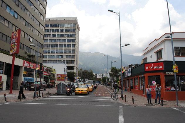 Эквадор. Кито
