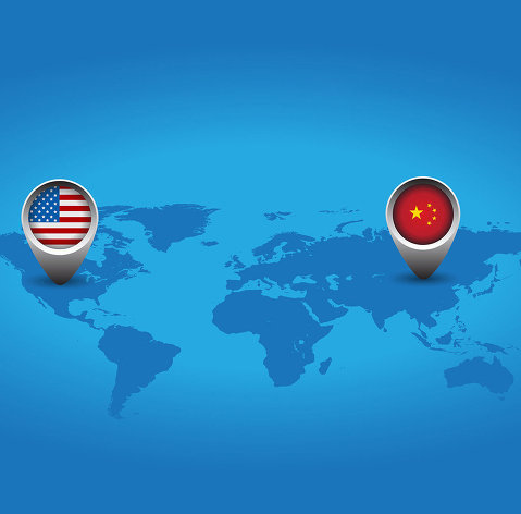 #США и Китай