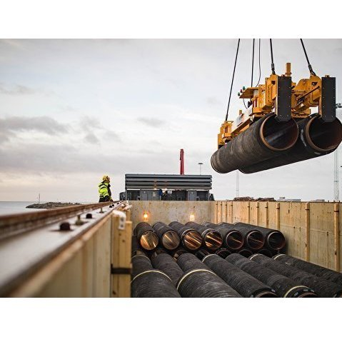 """Оператор """"Северного потока-2"""": Дания намеренно затягивает строительство"""