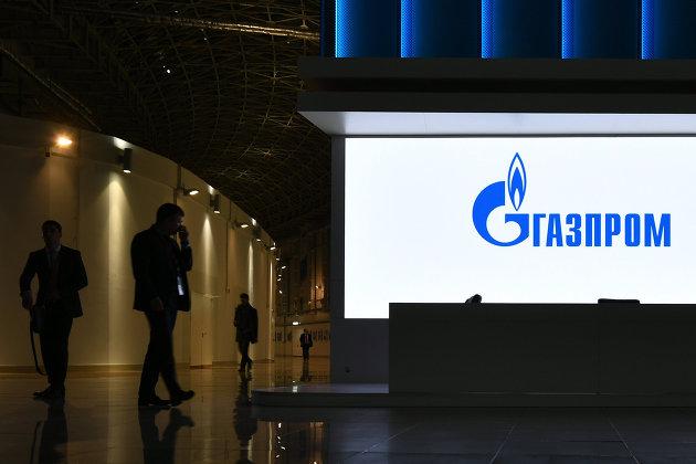 """#Стенд компании """"Газпром"""""""