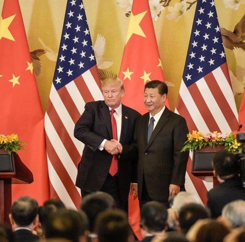 Президент США Трамп сообщил, что проведет переговоры с председателем КНР на G20