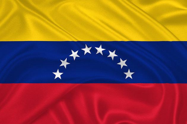 #Венесуэла флаг