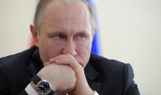 #Президента РФ В. Путин почтил память погибших при пожаре в Кемерове