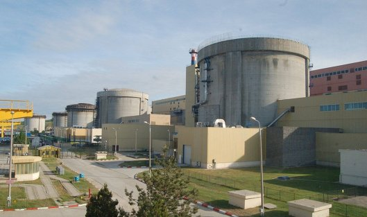 828656251 - В румынском Чернаводэ произошла авария на АЭС