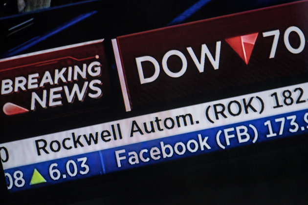 Фьючерсы на фондовые индексы США снижаются на фоне новых вспышек коронавируса
