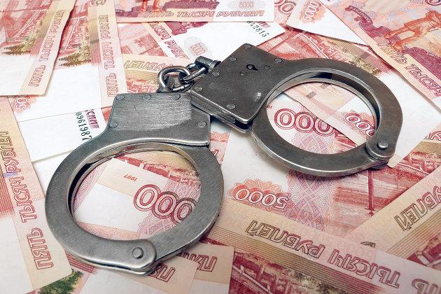 Ущерб от экономических преступлений в РФ за полгода превысил 154 млрд рублей