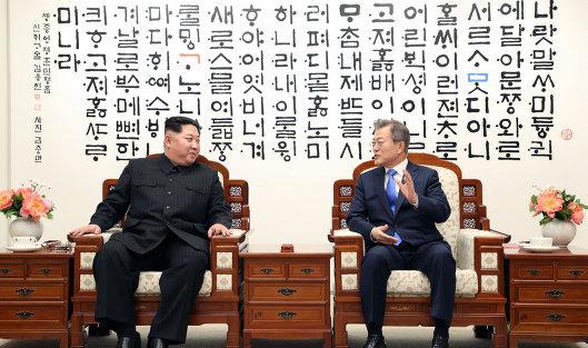 828769665 - КНДР и Южная Корея договорились формально положить конец 68-летней войне