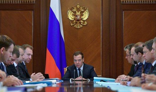 Медведев: зарубежные инвесторы заинтересованы в русском рынке