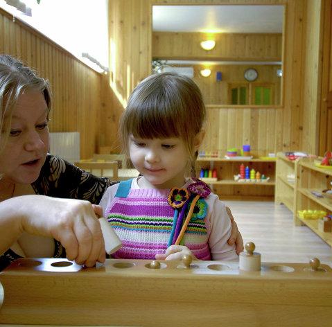 Работа частных детских садов в Сочи
