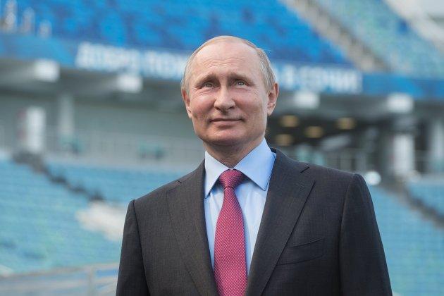 """Путин: Запуск """"Северного потока-2"""" не предполагает остановку транзита газа через Украину"""