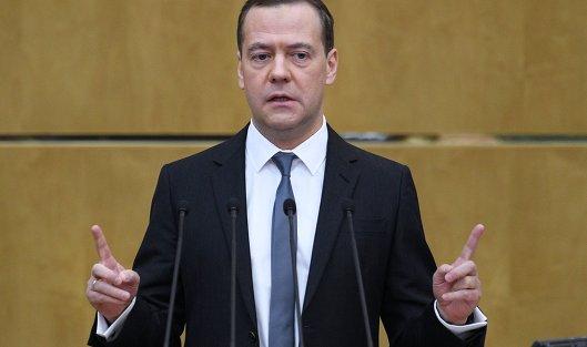 Госдума рассмотрит кандидатуру Медведева на пост премьер-министра 8 мая
