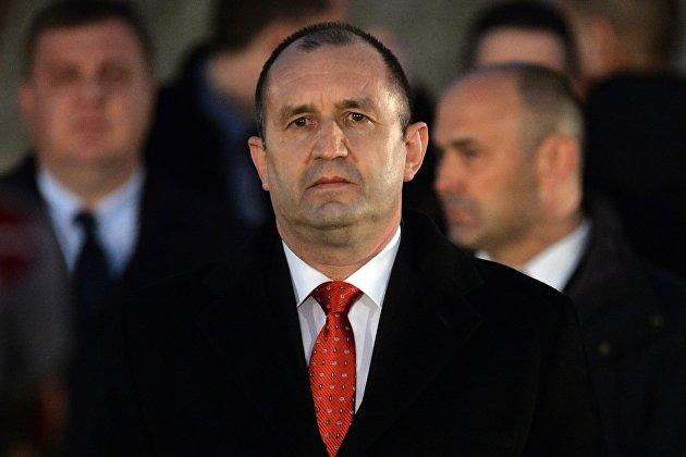Болгария предлагает пересмотреть возможность поставок газа из РФ через Черное море