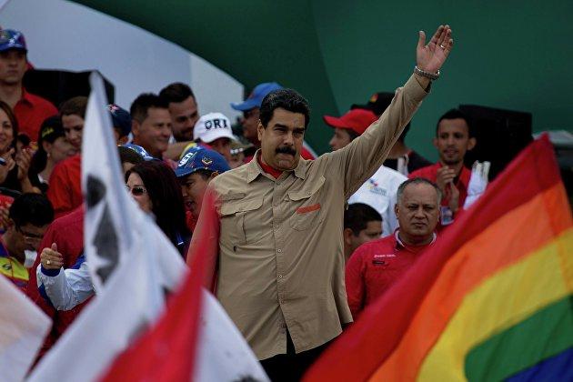 Президентство Мадуро дает ценам на нефть новый сигнал