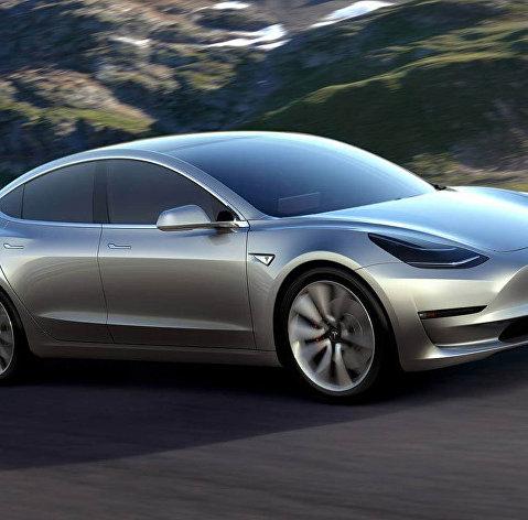 Tesla начала принимать предзаказы на Model 3, которые будут произведены в Китае