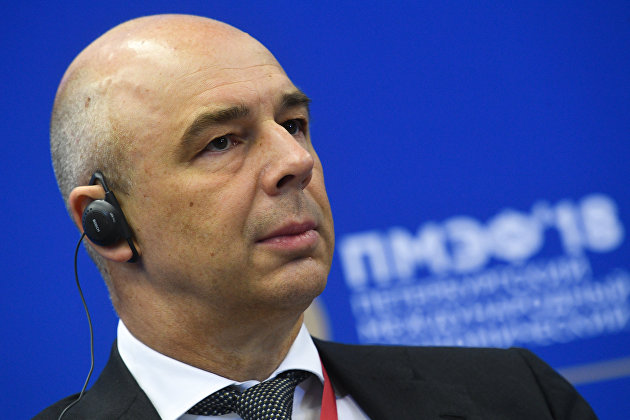 Силуанов: Бюджет РФ в 2019 г будет сбалансирован при цене на нефть в $40