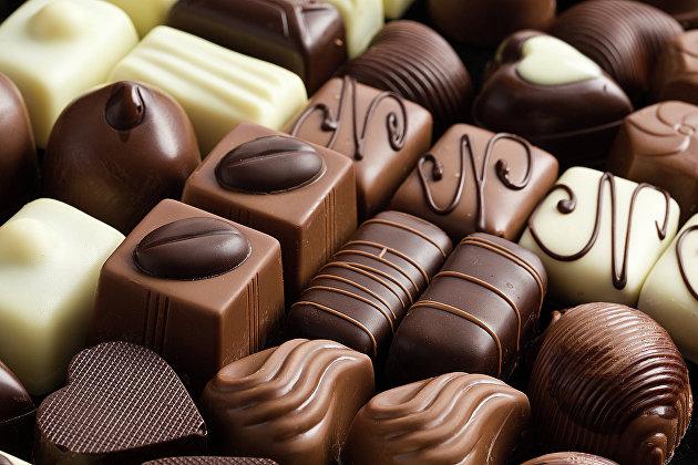 % Шоколадные конфеты