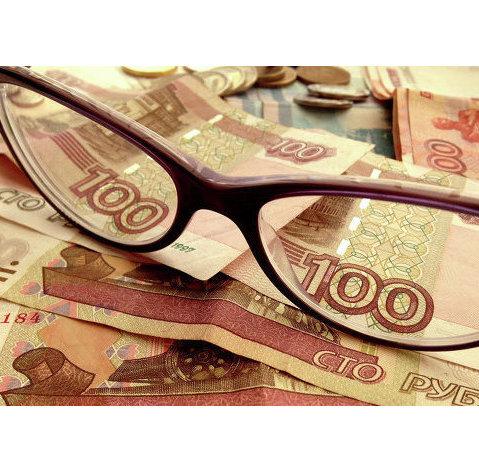 Рубль в начале торгов слабо колеблется к доллару и евро без единой динамики