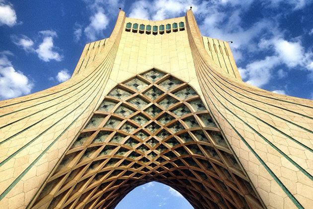 %Иран