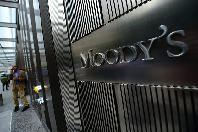 %Рейтинговое агентство Moody's