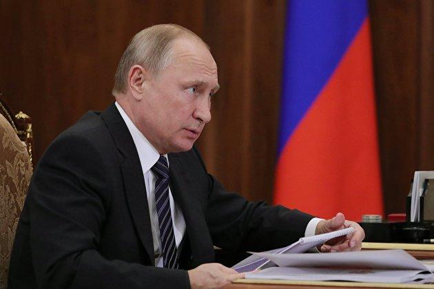 """Путин: """"Северный поток-2"""" не означает остановки транзита через Украину, вопрос экономики"""