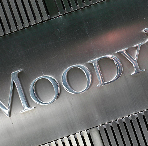 #Международное агентство Moody's
