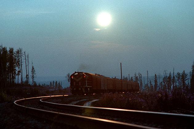 """""""Поезд"""