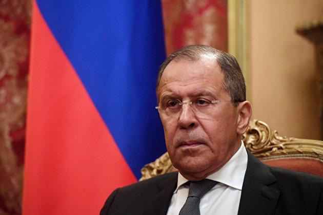 #Министр иностранных дел РФ Сергей Лавров