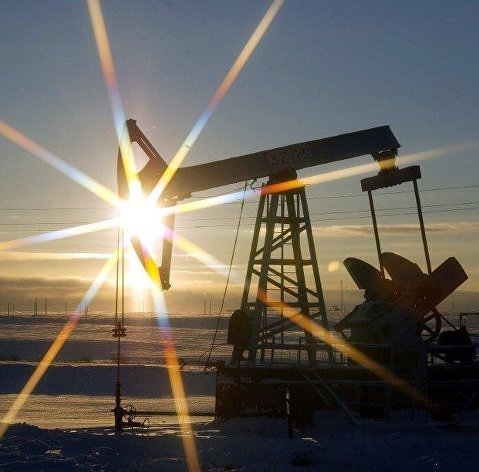нефть добыча качалка