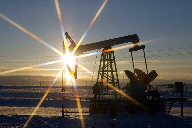 % нефть добыча качалка